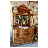 Vintage Buffet / China Cabinet