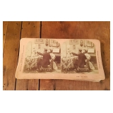 Vintage Stereo Cards