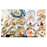 Bradford Exchange Hundred Acres Winnie the Pooh Piglet Tigger Plates