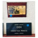 Antique Car Memorabilia
