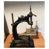 Antique Child / Toy Size Sewing Machine