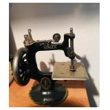 Antique Singer Child / Toy Size Sewing Machine
