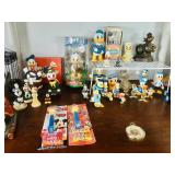 Vintage Donald Duck Collectibles