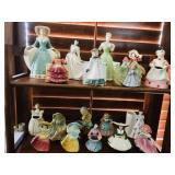 Vintage Ceramics Pottery
