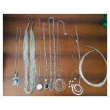 Misc. Jewelry - Some Sterling
