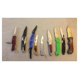 Misc. Pocket Knives