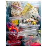 Miscellaneous games/craft items