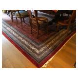 Sarouk carpet 10x14ft c.1960