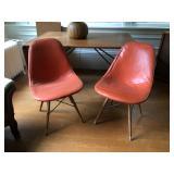 Herman Miller MCM chairs