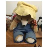 Vintage Stuffed Bear
