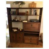 Wall Unit/Bookcase