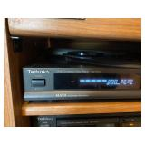 Technics Multi Compact Disc Player