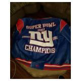 Giants Leather Jacket from Superbowl