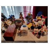 Disney Cookie Jars