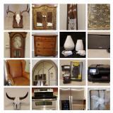 Amazing Magnolia Online Estate Liquidation - Part 1: Animal Skulls, Furniture, & More!