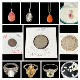 North Houston Online Liquidation Sale: Jewelry, Collectable Coins, Vintage Toys, Etc.