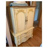 """Vintage Stanley Furniture French Provincial - $275 - 40"""" Wide x 20"""" Deep x 63"""" Tall"""