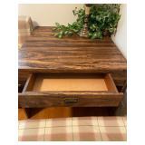 "Large Side Table - $75 - 33"" L x 35"" Deep x 65"" Tall"