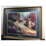 863118-Thomas Kinkade Spring Gate Print