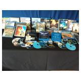 863140-40+ Blu-Ray Discs