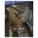 863150-Harley Davidson Biker Jacket