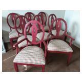 863169-8 Ethan Allen Chairs