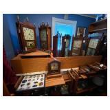 Clocks, Antiques, Automobilia