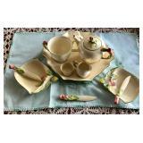 Royal Winton Breakfast Set