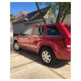 KC ESTATE SALES Exceptional includes 2010 Grand Cherokee 113K