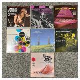 MISC. JAZZ RECORDS