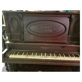 Antiques Piano $50.needs to be reburished