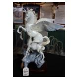 D54 #14 Pegasus Lladro Limited Edition (1,500) #1778 Retired 2003
