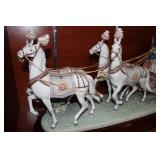 D54 #8 18th Century Coach Lladro Elite Limited Edition (500) #1485