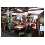 Lots of Furniture, Objects  ofArt, Antiques, Pianos, Rugs, Living/ Dining Room, Silver, Collectibles