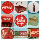 Antiques, Advertising, Americana & Nostalgia
