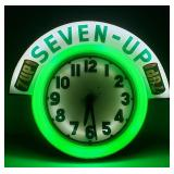 Cleveland 7up clock