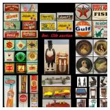 vintage advertising, antiques, collectibles