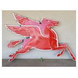 Rare 8 ft right facing Pegasus
