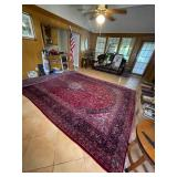 Persian rug, Sports Memorabilia, Art & Bar