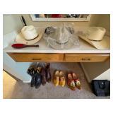Cowboy Hats, Western Boots, Dutch Klompin
