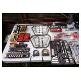 SK & snap on wrenches and sockets sets