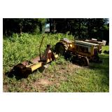 INTERNATIONAL LOWBOY tractors and mowers