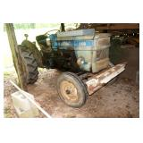 LONG 350 diesel 3 point hitch tractor