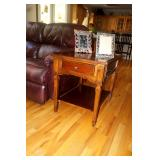 2 STANLEY end tables