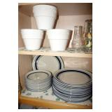 Country Crock stoneware