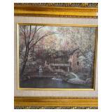 Signed Oil paintings Glynda Turley