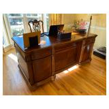 Havertys Cherry desk