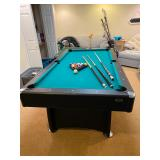 SPORTS CRAFT pool / ping pong table