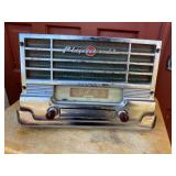 1949 Plymouth deluxe car radio