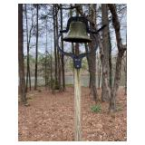 """Meehan Foundry Chattanooga Tennessee"" Dinner bell"